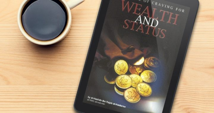 The Evil Of Craving For Wealth And Status Pdf